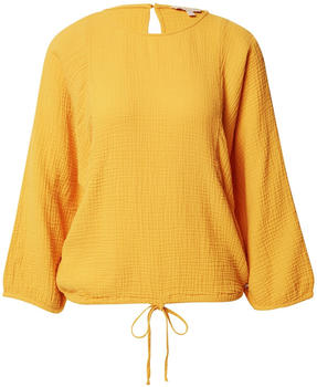 Tom Tailor Denim Blouse (1021858) indian spice yellow