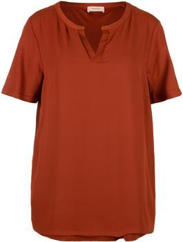 triangle-chiffon-jersey-blusenshirt-2042459-orange
