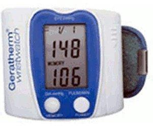 Geratherm wristwatch blau