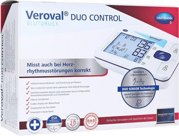 Hartmann Veroval Duo Control large