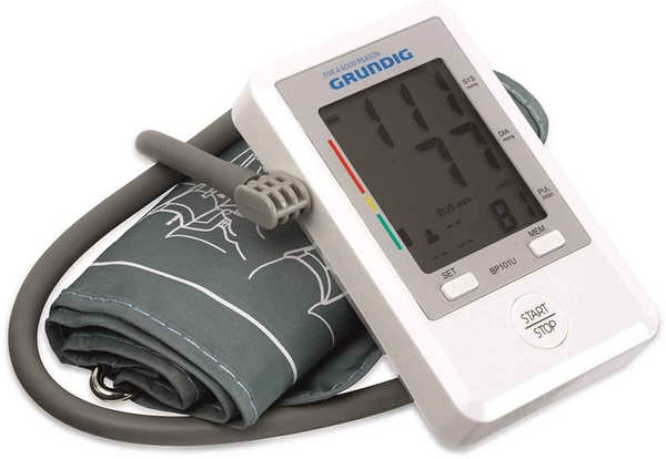 Grundig Oberarm Blutdruckmessgerät BP101U