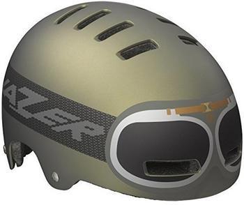 Lazer Street 58-61 cm Goggle brass