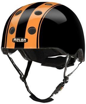 Melon Helm Double Orange Black XXS-S