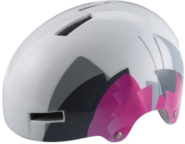 Alpina Airtime weiß-magenta