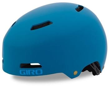 Giro Quarter FS Fahrradhelm Matt Blue Teal L