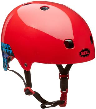 bell-helme-segment-jr-kinderhelm-2016-red-paul-frank-graffiti-xs-48-53cm