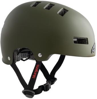 Bluegrass Super Bold Dirt-Helmet army green M | 56-59cm 2019 BMX | Dirt Helme