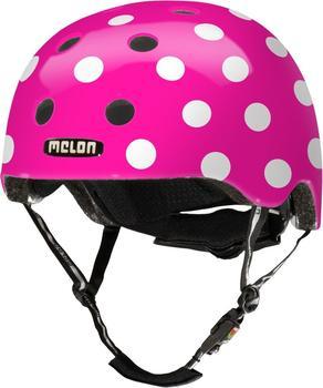 Melon Helm Dotty Pink (M-L)