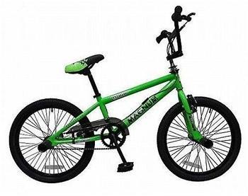Frank Bikes Fly grün