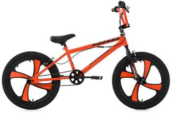 KS Cycling Freestyle Cobalt orange