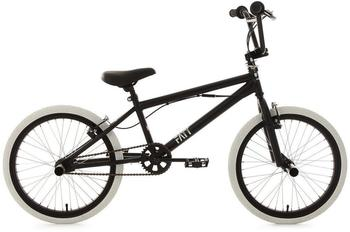 KS-CYCLING KS Cycling Freestyle-BMX Fatt schwarz 20 Zoll (50,80 cm)