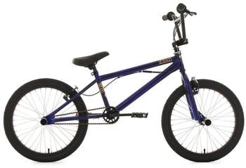 KS-CYCLING KS Cycling BMX Freestyle 20 Four blau,
