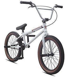 SE Bikes Hoodrich 20 Zoll BMX Grau Matt (2016)