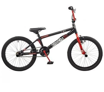 Rooster 20 Zoll, Radical Rotor Pegs 20 Zoll Oberrohr