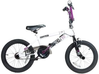 Rooster 16 Zoll BMX Rooster Radical mit Rotor und Pegs