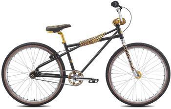 SE Bikes 26 Zoll BMX Cruiser SE Bikes Quadangle Looptail Cr-Mo Fahrrad Bike