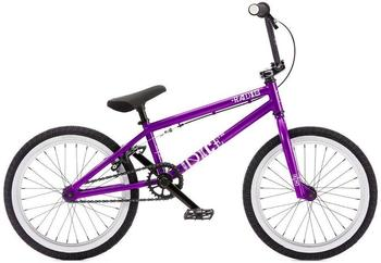 "Radio BMX-RAD ""RADIO"" DICE 18"" PURPLE"