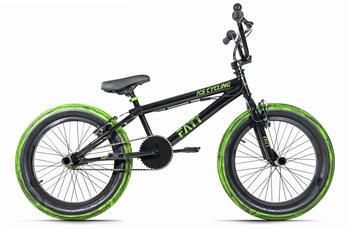 KS Cycling Fatt schwarz-grün
