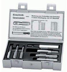 Promat HSS-G-Einschnitt-Gewindebohrer-Bitsatz (7-tlg.) (867590)
