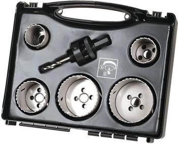 Wolfcraft HSS Bi-Metal Lochsägen-Set 6-teilig (3764000)