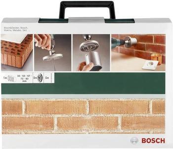 Bosch Lochsägen-Set 33 - 83mm (2609255629)