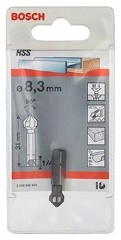 Bosch Kegelsenker 8,3 x 31 mm M4 (2608596405)