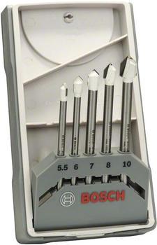 Bosch Fliesenbohrer-Set CYL-9 Ceramic 5-tlg. (2608587170)