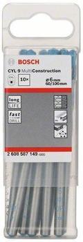 Bosch 6x100 mm 10tlg. 2608587149