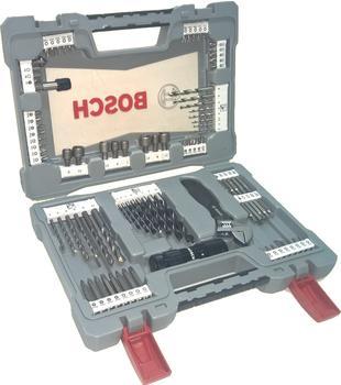 Bosch Bit- u Bohrer-Set 91-tlg (2608P00235)