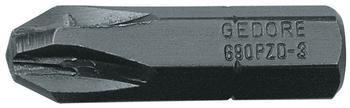 """Gedore 1/4"""" PZ (690 PZD 2 L S-010)"""