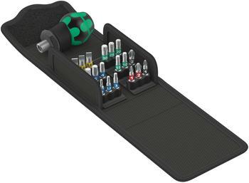 Wera Kompakt Stubby 1 Bit-Set 19-teilig 6.3 mm (05057471001)