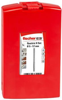Fischer Quattric II Set 5-12mm