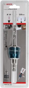 """Bosch Power Change Plus Dorn 3/8"""" 8,7mm mit Bohrer HSS-G Ø 7,15 x 85mm (2608594253)"""