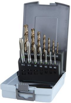 RUKO Maschinengewindebohrer-Satz HSS Co 5 Form B (245051RO)
