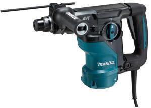 Makita SDS-Plus Kombihammer HR3011FCJ   30mm 1.050 Watt