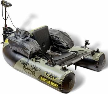 Zebco Black Cat Battle Boat Set