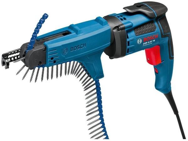 Bosch GSR 6-45 TE Professional + MA 55 + L-BOXX (0 601 445 101)