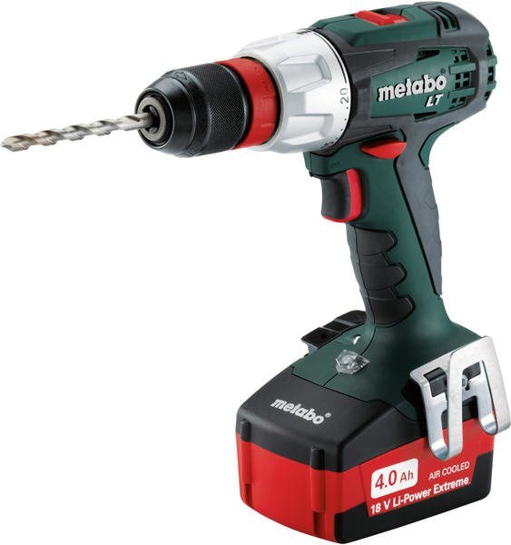 Metabo BS 18 LT Quick (4.0 Ah) (6.02104.50)