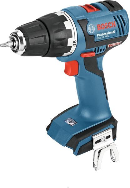 Bosch GSR 18 V-EC Professional (ohne Akku) in L-BOXX