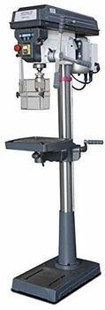 Optimum OPTIdrill D 26Pro Säulenbohrmaschine Aktions-Set inkl. Maschinenschraubstock