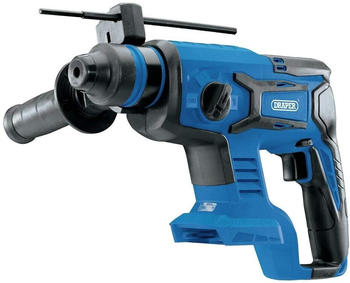 Draper 55517 D20 20V Brushless SDS+ Rotary Hammer Drill-Bare, 20 V