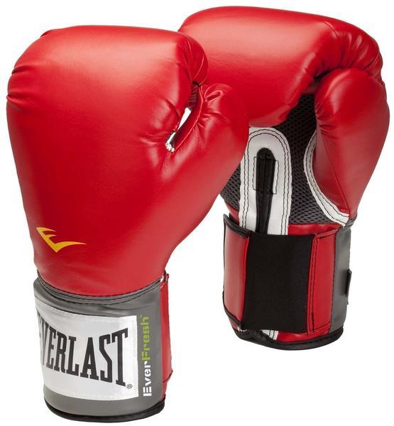 EVERLAST Velcro Pro Style red 14 oz