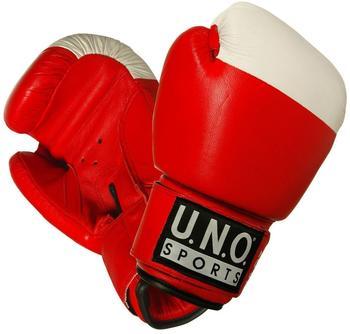 U N O Sports U.N.O. Boxhandschuh Competition, rot, 12 Unzen