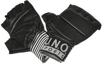 U N O Sports Ballhandschuh Black Combat XL Paar