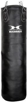Hammer Boxsack Premium schwarz 150 cm