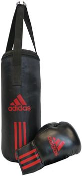 Adidas Kinder Box-Set Junior Pack schwarz/rot