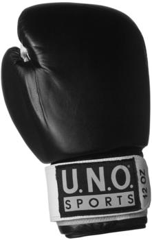 U.N.O. Sports Boxhandschuhe Black-Pro
