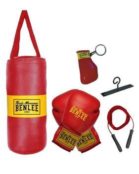 BenLee PU Kids Boxing Bag Set Punchy