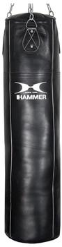 Hammer Boxsack Premium Professional schwarz 120 cm
