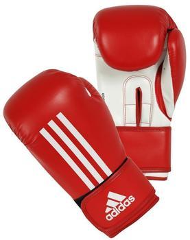 Adidas Boxhandschuhe Energy 100 rot/weiß 10 oz
